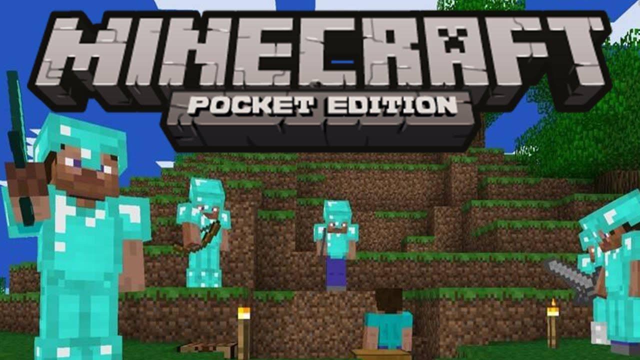 Minecraft: Pocket Edition's 1.0.6