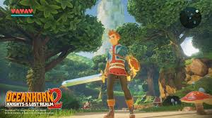 Oceanhorn 2 Android and iOS