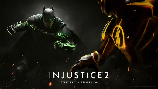 Injustice 2 for Android and IOS