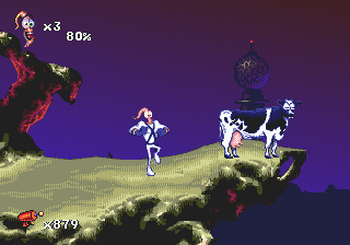 Earthworm Jim 2 для android