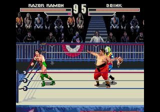 WWF Wrestlemania Arcade для Android