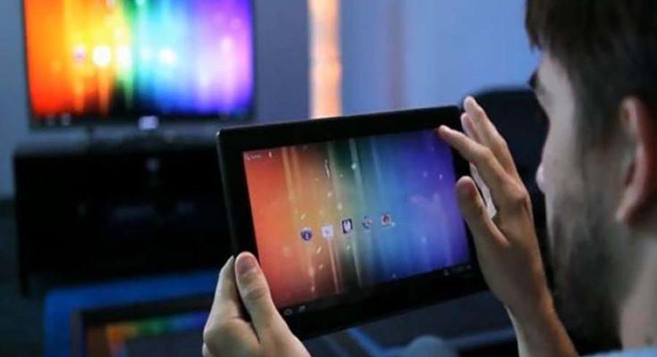 транслировать видео со смартфона на ТВ