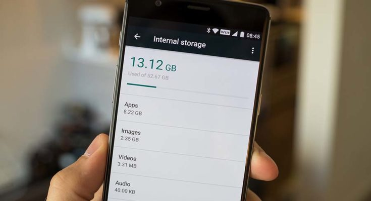 Сколько памяти нужно смартфону