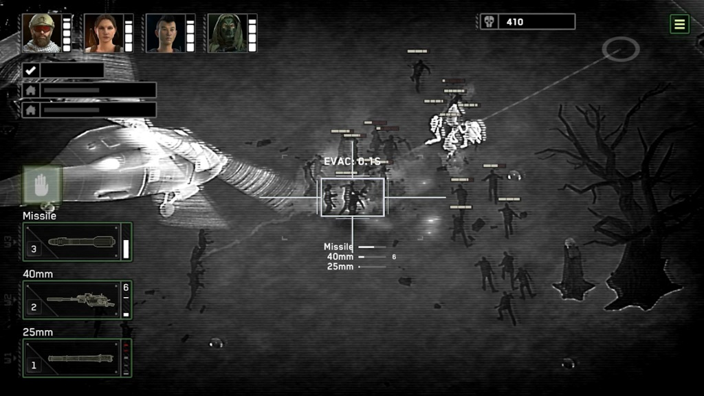 Скачать Zombie Gunship Survival
