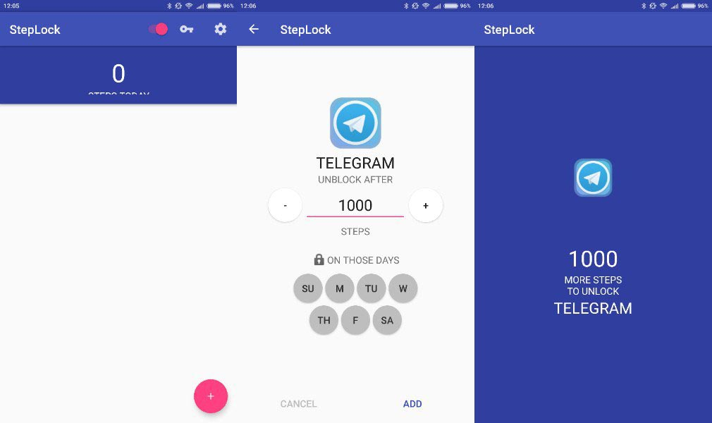 Steolock for android