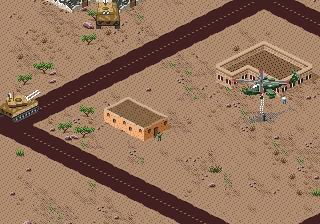 Desert Strike для android