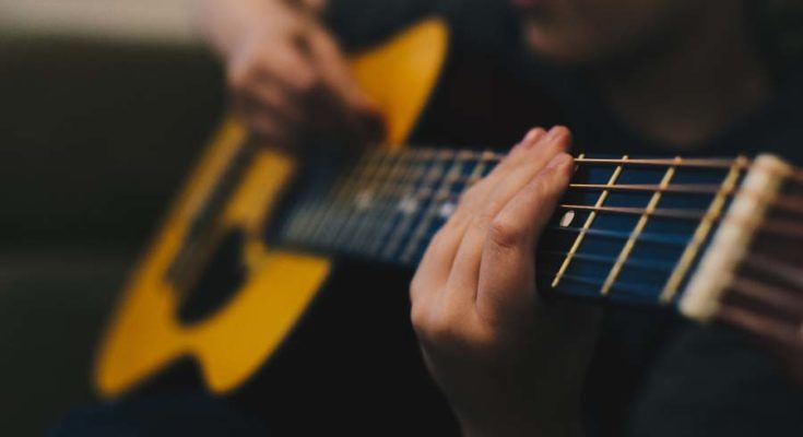 Guitar tuner for android and iOS