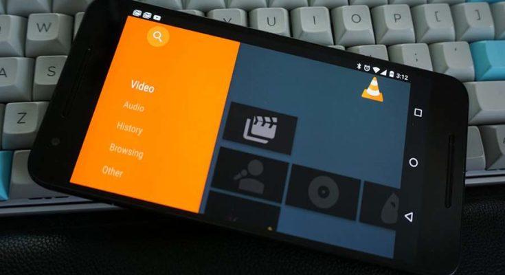 VLC с функцией Chromecast